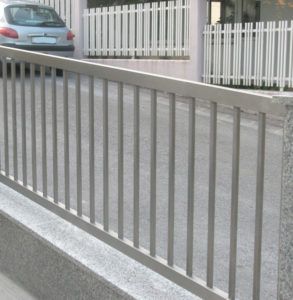 Metalna ograde i ostala metalna galanterija